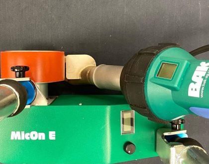 Máy hàn nhựa chống thấm MicOn Edge