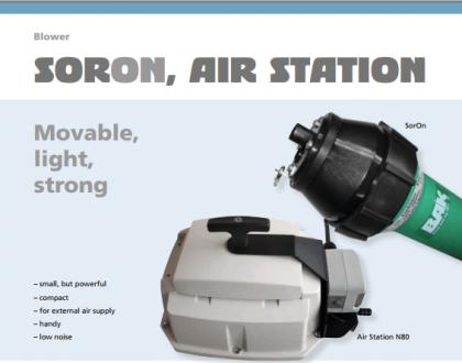 Tài liệu máy hàn nhựa cầm tay WeldOn kết nối N80 & N200