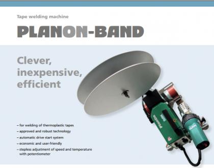 Tài liệu máy hàn ép tự động PlanOn-Band