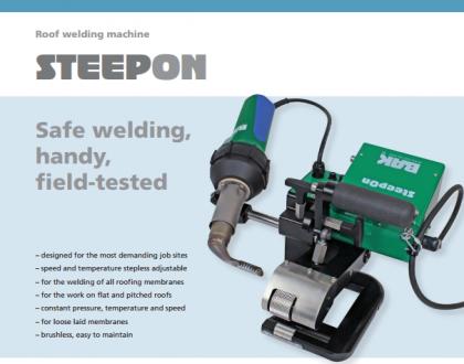 Tài liệu máy hàn ép tự động SteepOn
