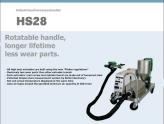 Tài liệu máy hàn đùn HS28
