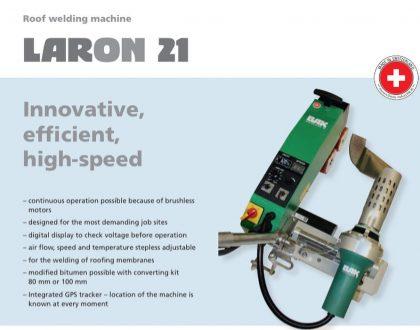 Tài liệu máy hàn ép tự động LarOn 21